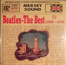 The Beatles The Best IV 1968-1970 Japan CD
