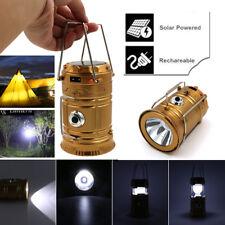 LED Solar Campingleuchte Campinglampe Zeltlampe Laterne Nachtlicht Wasserdicht