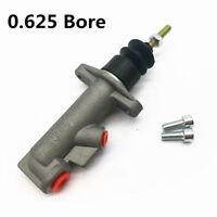 """8"""" Car Brake Clutch Master Cylinder 0.625 Bore Thread Hydraulic Handbrake Pump"""