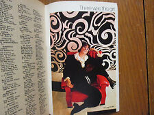 Nov. 16-1968 TV Guide(SUSAN SAINT JAMES/KATHY GARVER/DAVID BARTON/PATRICK MACNEE