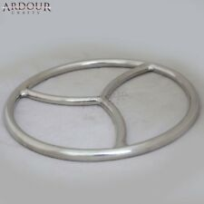 Rust free Stainless Steel Metal Bondage Suspension Ring 9 inches Round