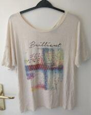 Tee shirt MORGAN Taille S 36 ; Femme