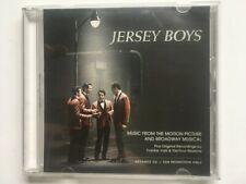 JERSEY BOYS Movie FYC CD Soundtrack FRANKIE VALLI & THE FOUR SEASONS 2014 Promo