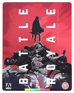 Battle Royale (Blu-Ray Steelbook)