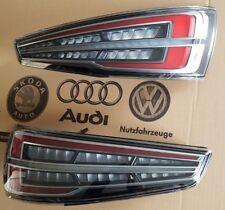 Audi Q3 original LED Rückleuchten RS Heckleuchten Facelift Leuchten Nachrüstsatz