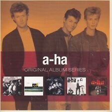 a-ha / Hunting High…, Memorial Beach, Stay on these Roads, u.a.(5 CDs,NEU! OVP)