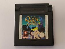 Quest for Camelot | Nintendo Game Boy Color EUR | Unboxed