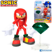 """SONIC The Hedgehog 65820 """"Knuckles with Master Emerald"""" Figure Cartoon Character"""