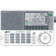 NEW SANGEAN ATS-909X Shortwave (FM 87.5 -108) (AM 520 - 1710) MW/LW/SW Radio