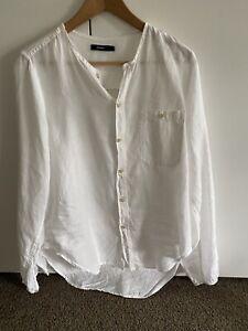 Bassike Linen Shirt