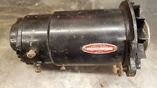 1955 CADILLAC DELCO-REMY GENERATOR MODEL 1192138 SERIAL 8J 4 MADE IN USA 12 VOLT