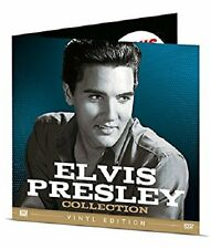Elvis Presley (Vinyl Editition) BOX 3 DVD, nuovo