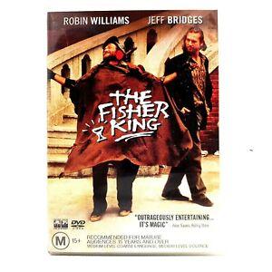 The Fisher King (DVD, Region 4, 1991)