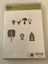 """STAMPIN' UP """"FUNKY FOUR"""" SET OF FOUR(4) / BARELY USED -IN CASE"""