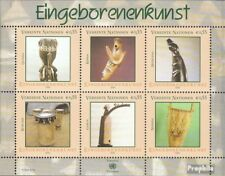 VN - Wenen Blok 20 postfris 2006 Inheemse kunst