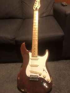 Peavey Predator Strat Style Electric Guitar Relic Usa Made 90s