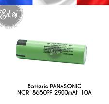 Batterie PANASONIC NCR18650PF 2900mAh Li-Ion 3.7V 10A