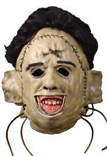 Halloween The Texas Chainsaw Massacre - Leatherface 1974 Killing Latex Mask NEW