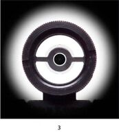 Gehmann Superfilter AOS MicroSight TM Irisblende NEU