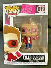 Funko Pop Movies Fight Club Tyler Durden Vinyl Figure Figurine Toy 919 Brad Pitt