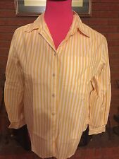Liz Sport Front Button Blouse Size Small Ok-1023