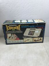 UNISONIC TOURNAMENT 2000 Vintage Electronic Arcade TV Console Game System