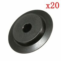 20Pcs Spare Rotary Slice Cutting Wheels Blades For 15mm/22mm Pipe Tube Cutter !!
