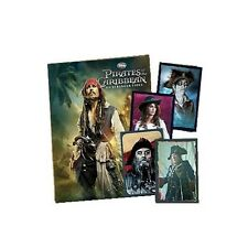 Pirates Of The Caribbean Sticker Collection - 10 Packs of New & Sealed Stickers