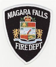 Canada Niagara Falls Fire Department Patch