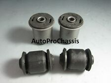 4 FRONT LOWER CONTROL ARM BUSHING CHEVROLET TRACKER 89-98 GET TRACKER 89-98