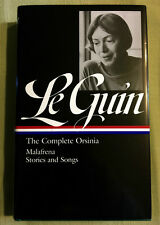 Rare Signed THE COMPLETE ORSINIA 1st/1st Ursula Le Guin First Printing FINE/FINE