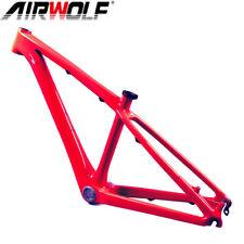 "14"" Carbon Mountain Bike Frame Mtb 26er Disc Bicycle Frames for Kids Women Girls"