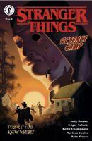 Stranger Things Science Camp #1 (Cvr A Kalvachev) Dark Horse Comic Book 2020