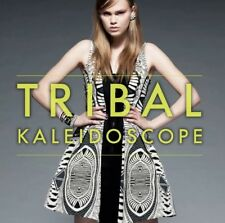 Stunning Cue Limited Release Abstract Kaleidoscope Dress Sz 12