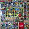 Lego Ninjago Serie 3 Limitierte Auflage alle Karten LE1 - LE24 mit Magazin OVP