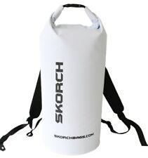 Skorch Dry Bag backpack 30L white, brand new,