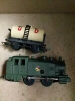 Bulk Jouef Hornby Train Track Set RAILWAYS OO Gauge VINTAGE Engine, turn outs,