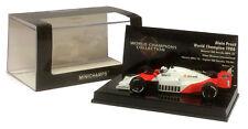 Minichamps McLaren TAG MP4/2C 1986 - Alain Prost F1. World Champion 1/43 Scale