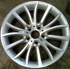 BMW 5 Series F10 F11 6857668 aluminum OEM wheel rim 18 x 8
