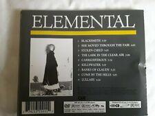 LOREENA McKENNITT ELEMENTAL CD + DVD REMASTERED 1985 ALBUM NO JOURNEYS END