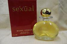 SEXUAL MICHEL GERMAIN 2.5 OZ 75 ML EAU DE PARFUM SPRAY FRAGRANCE FOR WOMAN