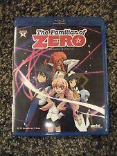 The Familiar of Zero: Season 1 (Blu-ray Disc, 2014, 2-Disc Set)
