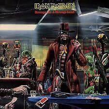 Rock Single Metal Vinyl Records