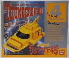 THUNDERBIRDS : THUNDERBIRD 4 1992 PLASTIC MODEL SIGNED BY DAVID GRAHAM
