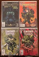Swamp Thing DC Comics New 52 Scott Snyder run #1-4 , 1(2nd Print) New Tv Series