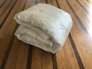 Adairs Silk Light Weight Quilt/Doona Size KB