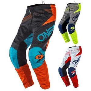 O'Neal Element Factor Kinder Moto Cross Hose MX Mountain Bike Enduro Jugend MTB