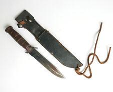 altes Bowie Messer, Jagdmesser 30cm