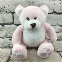 Koala Baby Pink Teddy Bear Plush Sitting Super Soft Stuffed Animal Crib Toy 6.5""