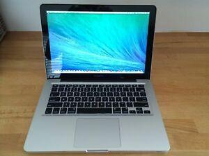 "Apple Macbook Pro 13"" Core i5 2.4GHz  4GB 500GB VGC Free Delivery"